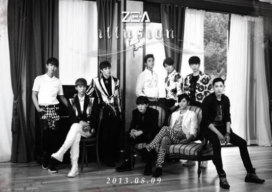 ZE:A 'Illusion'